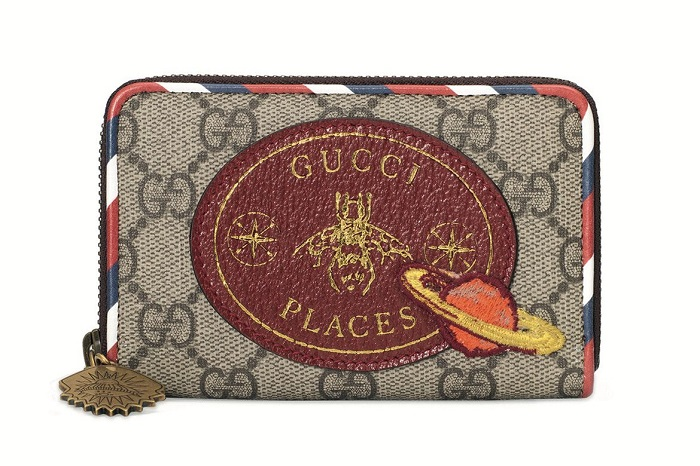 "Gucci is Launching the Travel App ""Gucci Places"" travel accessory"
