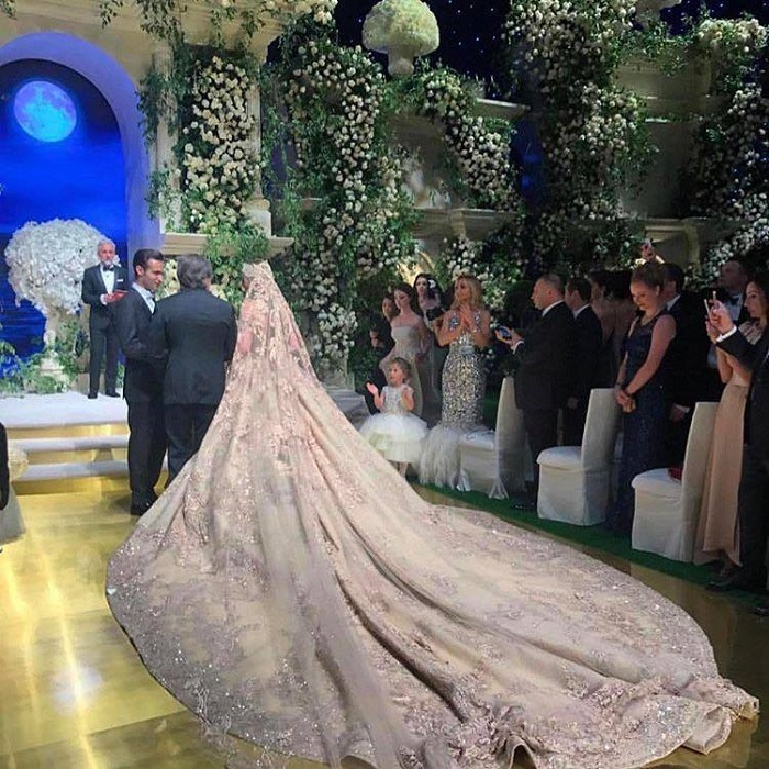Lady Gaga Sings at A $10 Million Dollar Wedding for Russian Oligarch's Children