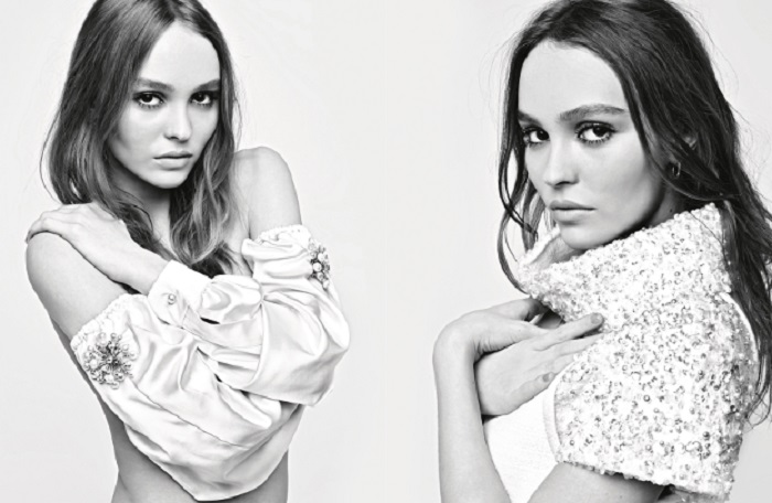 Lily-Rose Depp and Cara Delevingne are Chanel's Muses for the Fall 2019 Campaign