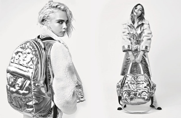 Lily-Rose Depp and Cara Delevingne are Chanel's Muses for the Fall 2019 Campaign suit
