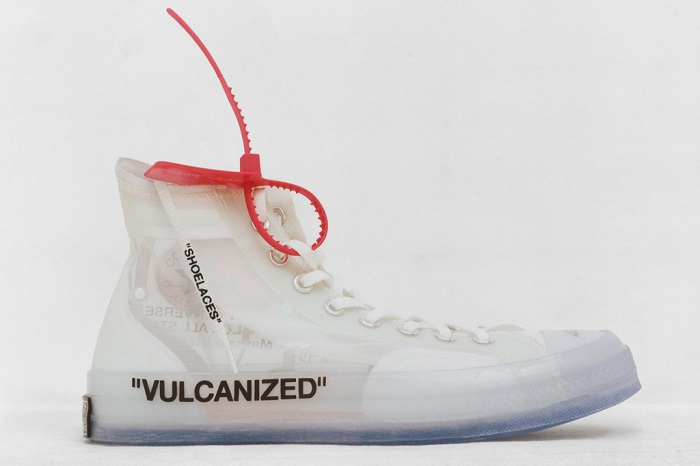 """""""The Ten"""""""" is an Amazing Sneaker Collection by Nike and Virgil Abloh Virgil Abloh X Converse Chuck Taylor"""