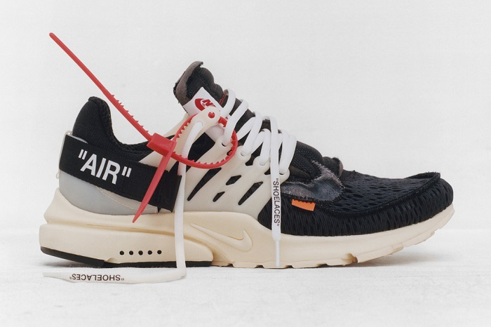 """""""The Ten"""""""" is an Amazing Sneaker Collection by Nike and Virgil Abloh Virgil Abloh X Nike Air Presto"""