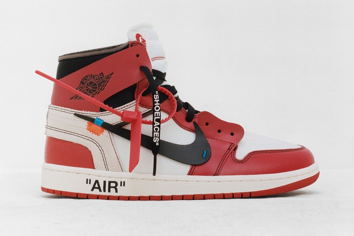 """""""The Ten"""""""" is an Amazing Sneaker Collection by Nike and Virgil Abloh Virgil Abloh X Nike Air Jordan 1"""