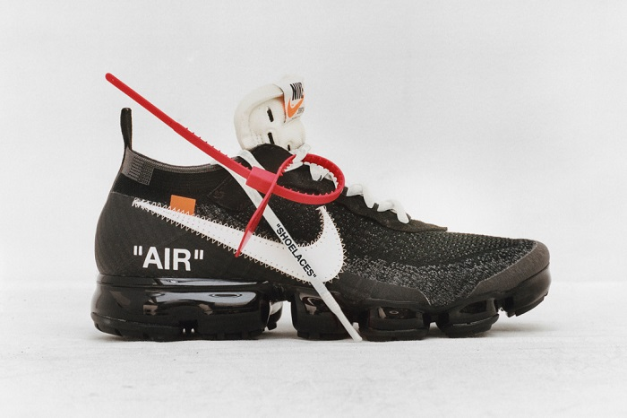 """""""The Ten"""""""" is an Amazing Sneaker Collection by Nike and Virgil Abloh Virgil Abloh X Nike Air VaporMax"""