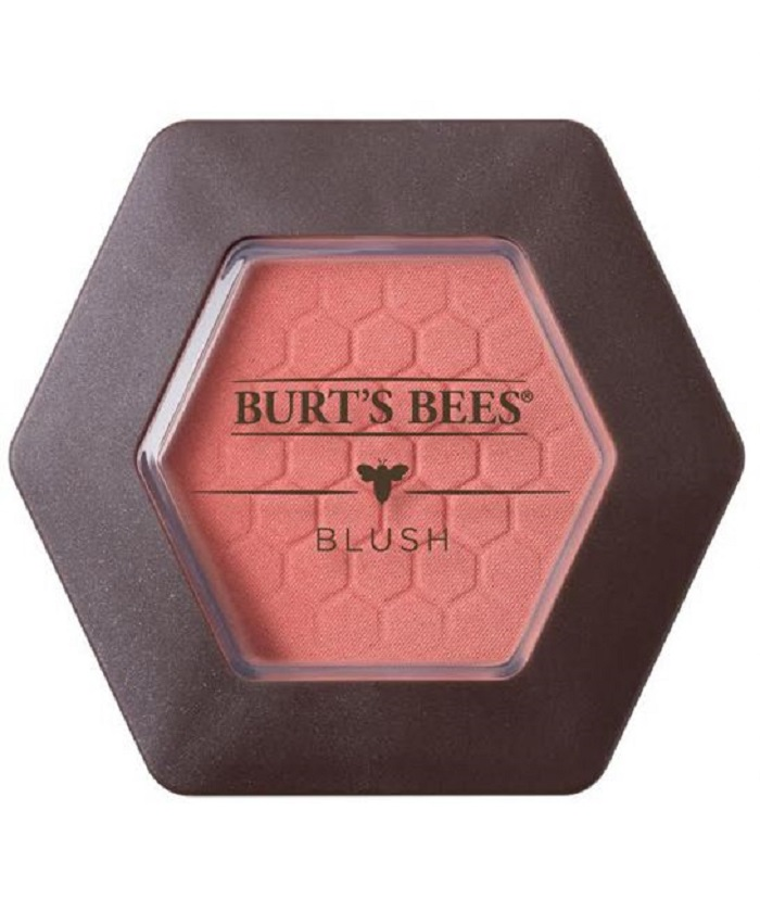 Burt's Bees Will Launch a Full Range Makeup Line Blush