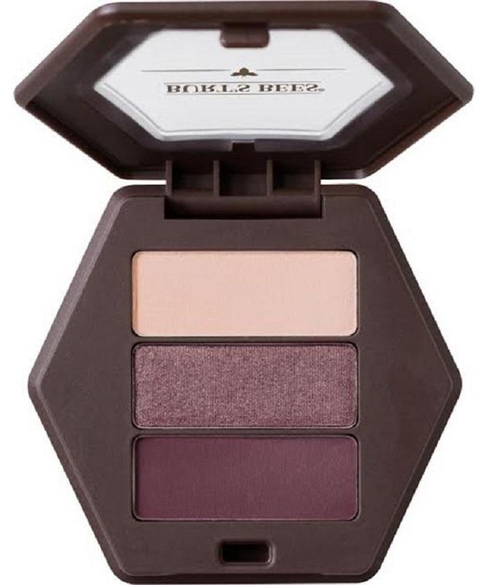 Burt's Bees Will Launch a Full Range Makeup Line eyeshadow palette