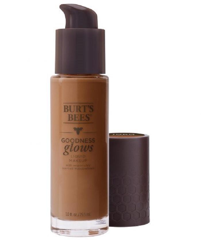 Burt's Bees Will Launch a Full Range Makeup Line liquid foundation
