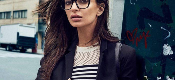 Emily Ratajkowski Masters the Street Style in DKNY's Fall 2017 Campaign