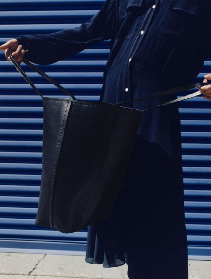 H&M's Brand Arket Unveiled Its First Campaign coat bag