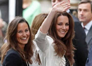 Kate and Pippa Middleton's Best Sister Moments