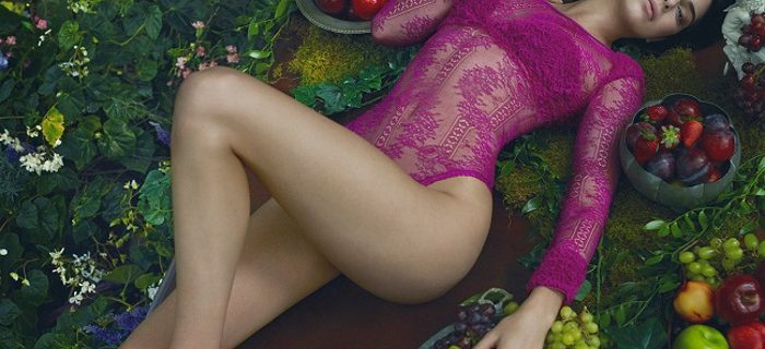 Kendall Jenner Looks Sensational in La Perla's New Campaign
