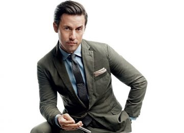 Milo Ventimiglia Wears the Summer's Best Suits