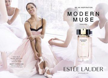 Misty Copeland is the New Estée Lauder Muse