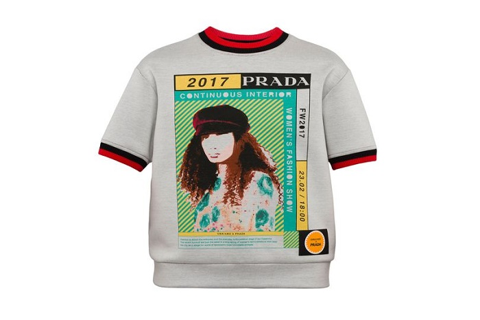 "Prada Launched ""Poster Girl"" Capsule Collection 1"