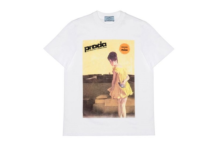 "Prada Launched ""Poster Girl"" Capsule Collection"