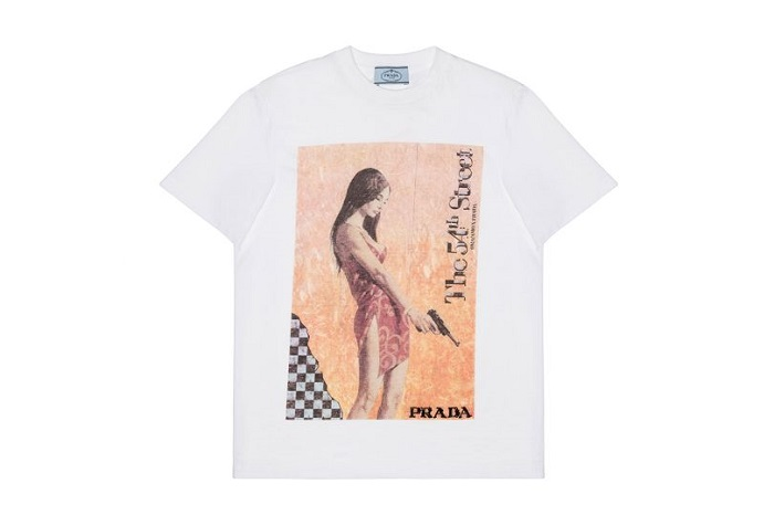 """Prada Launched """"Poster Girl"""" Capsule Collection"""