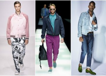 The Best Looks from The Men's Spring 2018 Collections