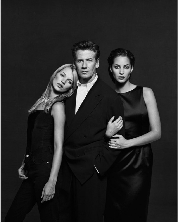 Calvin Klein's Book Is An Ode To His Fashion Genius, Legacy And Controversy Christy Turlington Kate Moss