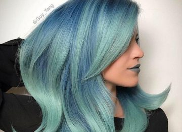 Dare To Dye: Insanely Gorgeous Bold Hair Colors