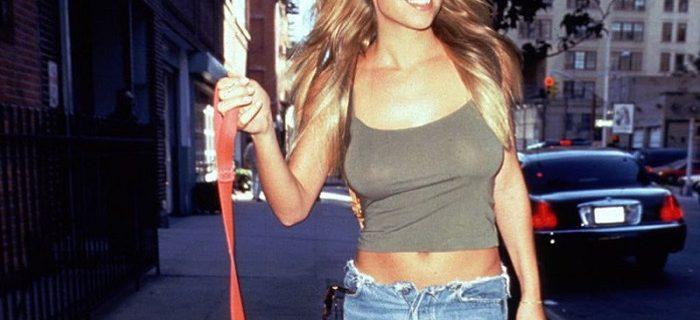 "Mariah Carey Reveals the Story Behind Her Legendary ""Heartbreaker"" Jeans"