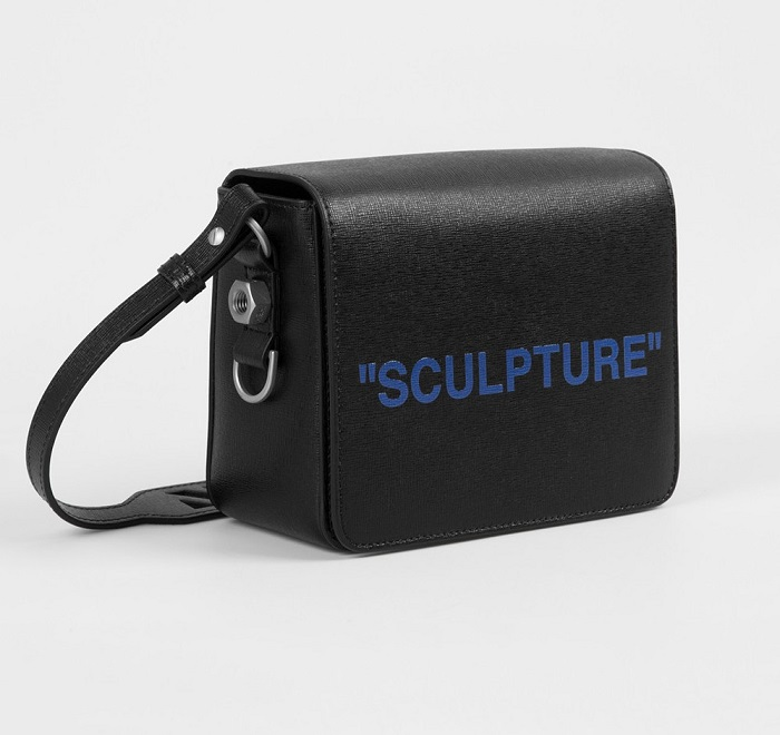 "Off-White™ And Colette Released The ""SCULPTURE"" Capsule flap bag"