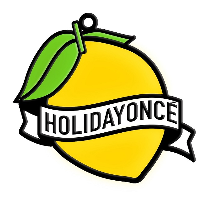 Beyoncé Dropped Holiday Merchandise lemon ornament