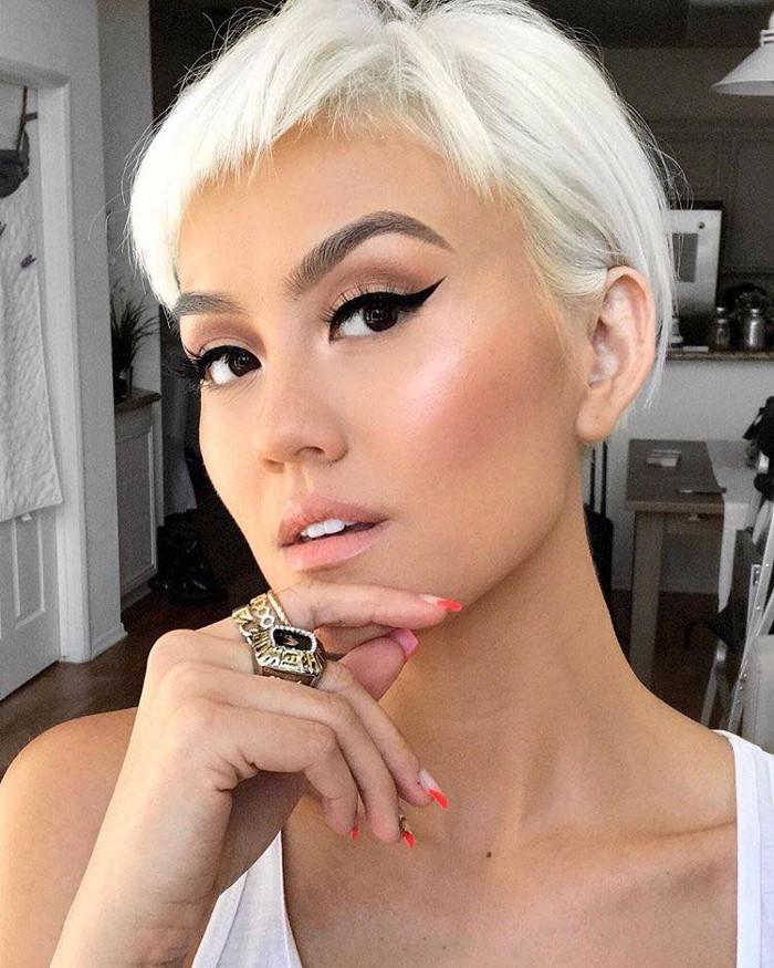 Pretty Matte Celeb Makeup Looks to Try Agnez Mo p