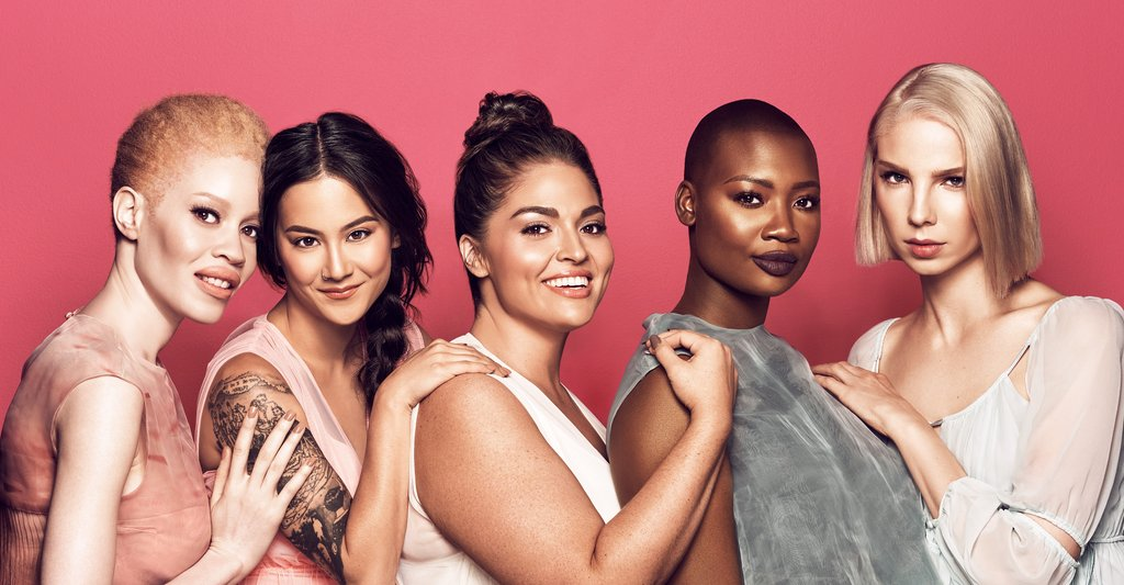 "Wet n Wild Promote Diversity in Their ""Breaking Beauty"" Campaign"