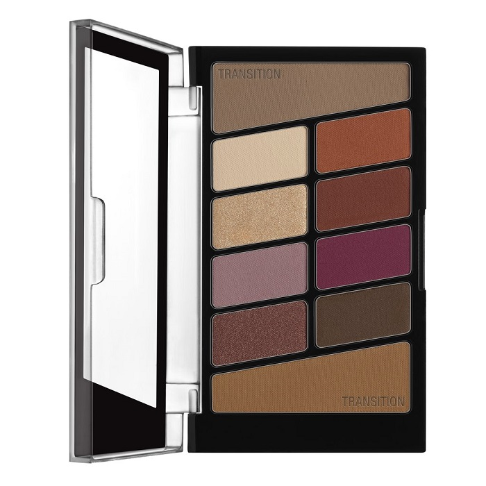 "Wet n Wild Promote Diversity in Their ""Breaking Beauty"" Campaign eyeshadow palette"