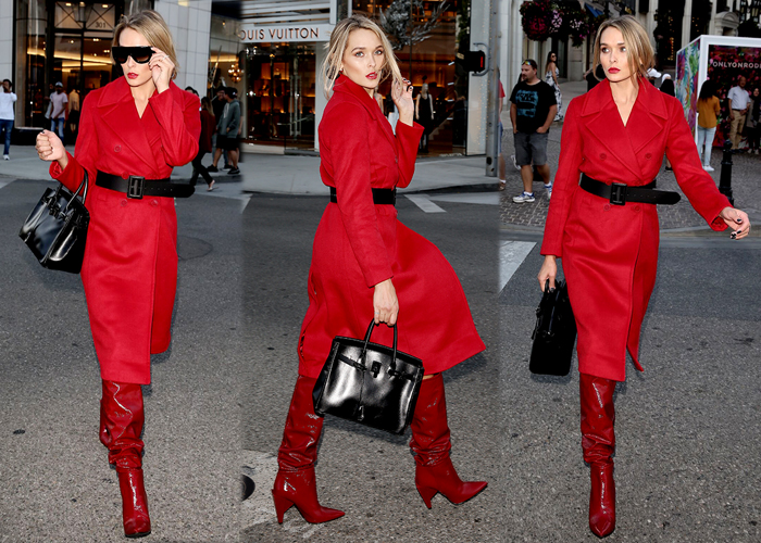 holley_wolfe_ZARA_H&M_coat_boots