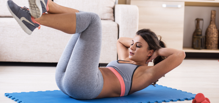 7 Mind-Blowing Facts About Leggings woman works out