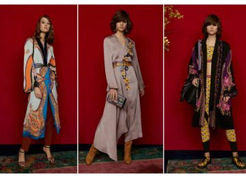 Etro Pre-Fall 2018 Collection