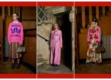 Gucci Pre-Fall 2018 Collection