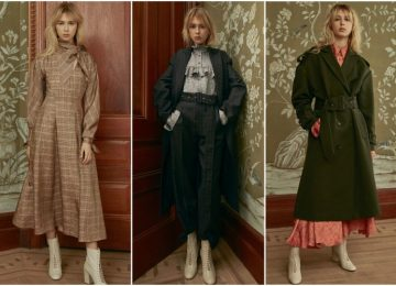 Jill Stuart Pre-Fall 2018 Collection