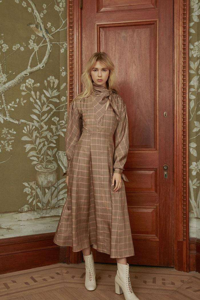 Jill Stuart Pre-Fall 2018 Collection midi dress