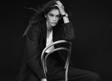 Kaia Gerber Fronts Omega's New Campaign