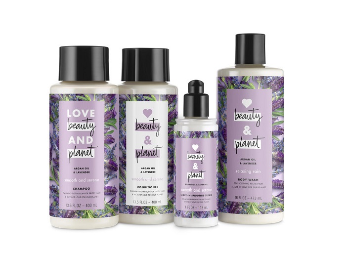 Love Beauty & Planet New Drugstore Eco-Friendly Brand