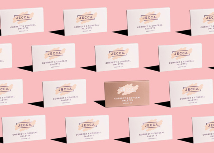 Meet Jecca The First Transgender Makeup Brand Correct and Conceal Palette