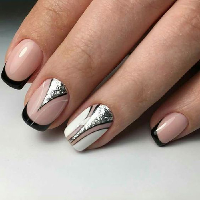 Must Try Gorgeous Nail Designs graphic nails - Must Try Gorgeous Nail Designs Fashionisers