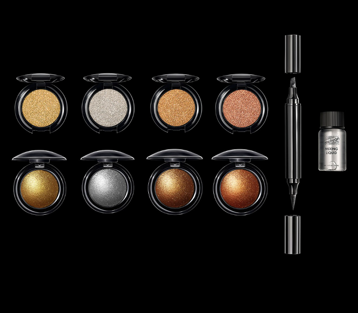"Pat McGrath Unveils Merch Line ""Apparel 001"" Metalmorphosis 005"