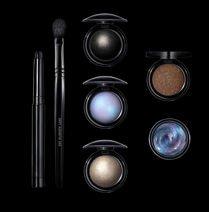 "Pat McGrath Unveils Merch Line ""Apparel 001"" Dark Star 004"