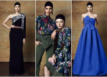 Sachin & Babi Pre-Fall 2018 Collection