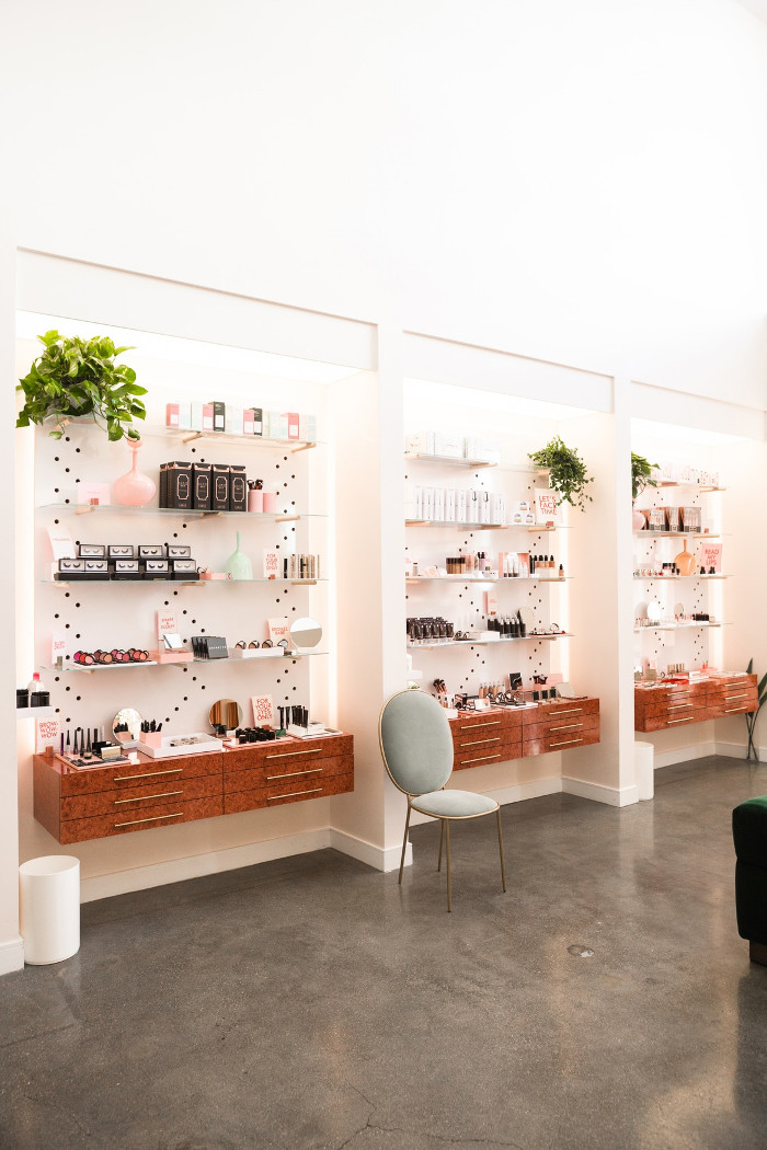 Step Inside Revolve First Beauty Pop Up Store