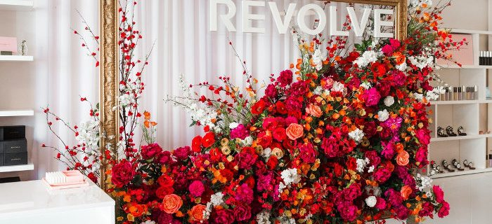 Step Into Revolve's First Beauty Pop-Up