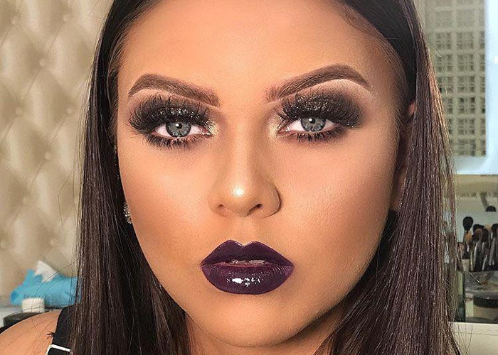 Vampy Makeup Looks to Show Off Your Dark Side
