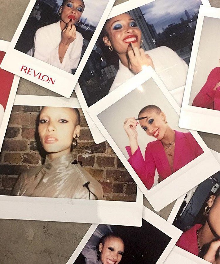 Adwoa Aboah, Ashley Graham & More Join Revlon's Live Boldly Campaign Adwoa Aboah