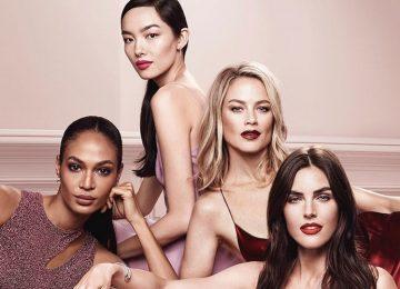 Estée Lauder's Pure Color Envy Liquid LipColor Campaign