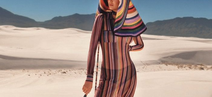 Missoni's Spring/Summer 2018 Ads Feature Kendall Jenner