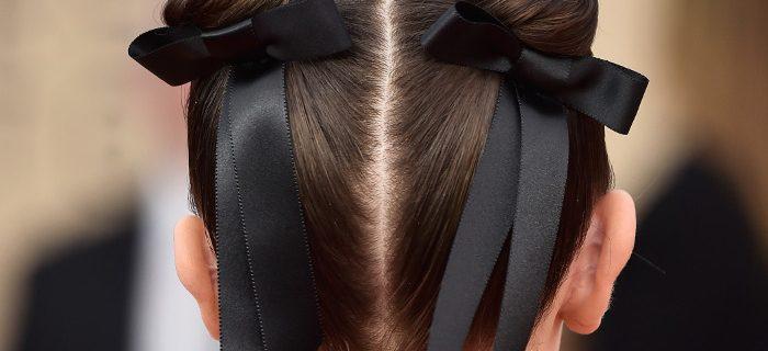 Red Carpet Trend: Hollywood Loves Hair Bows