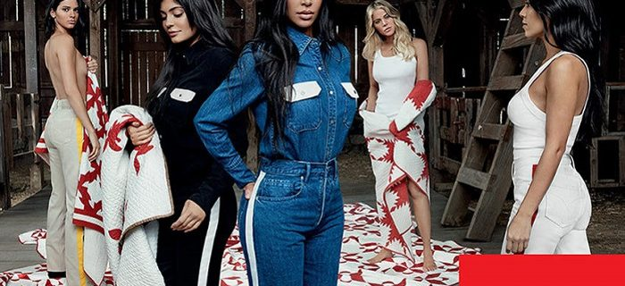 The Kardashian/Jenner Sisters Front Calvin Klein's New Ads